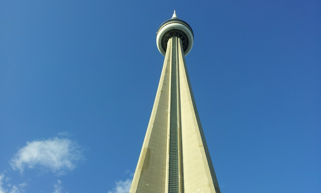 Witness the beauty of CN Tower